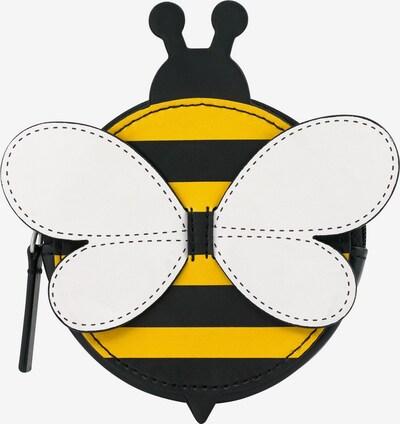 Cath Kidston Geldbörse 'Busy Bee' in gelb / schwarz / weiß, Produktansicht
