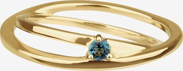 Carolin Stone Ring in Goud