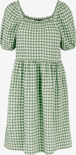 PIECES Dress in Light green / White, Item view