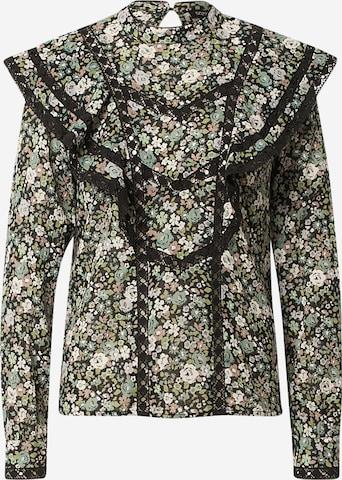 SOAKED IN LUXURY Bluse 'Liona' in Mischfarben