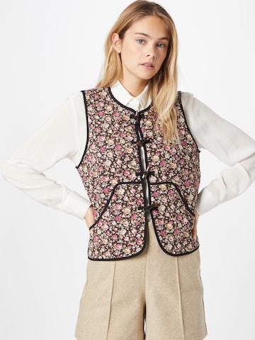 Lollys Laundry Vest 'Robyn', värv must