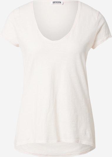DRYKORN T-shirt 'AVIVI' en blanc, Vue avec produit