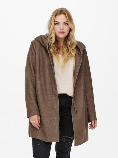 ONLY Carmakoma Between-Seasons Coat 'Sedona' in Pueblo, View model