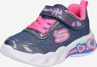 SKECHERS Sneakers 'SWEETHEART' in de kleur Navy / Pink, Productweergave