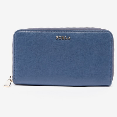 FURLA Small Leather Goods in One size in Dark blue, Item view
