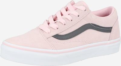 VANS Sneaker 'Old Skool' in anthrazit / rosa, Produktansicht