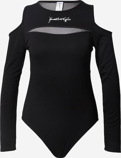 KENDALL + KYLIE Bodi majica u crna, Pregled proizvoda