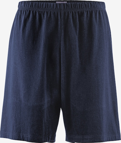 Charles Colby Pyjamabroek 'Lord Mycroft' in de kleur Nachtblauw, Productweergave