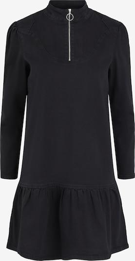 PIECES Kleid 'Gazala' in black denim, Produktansicht