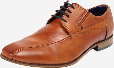 bugatti Čevlji na vezalke | konjak barva, Prikaz izdelka