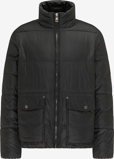 DreiMaster Vintage Winterjacke in schwarz, Produktansicht