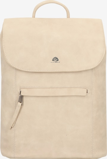 GREENBURRY Rucksack in beige, Produktansicht