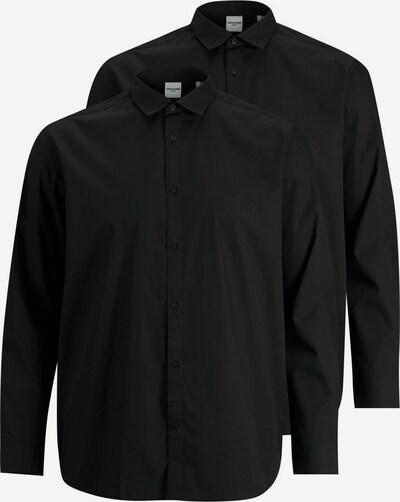 JACK & JONES Chemise en noir, Vue avec produit