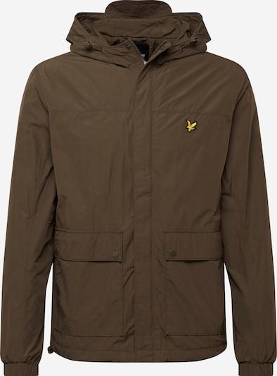 Lyle & Scott Funkcionalna jakna | kaki barva, Prikaz izdelka