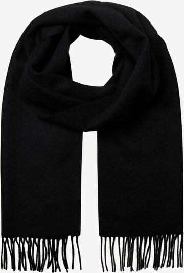 SELECTED HOMME Schal 'Tope' in schwarz, Produktansicht