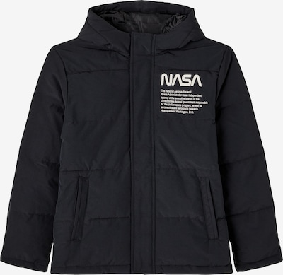 LMTD Zimska jakna 'NASA' u crna / bijela, Pregled proizvoda
