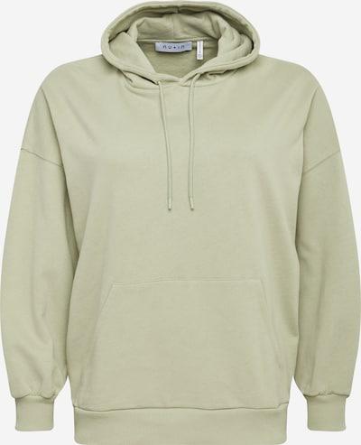 NU-IN Plus Hoodie in grün, Produktansicht