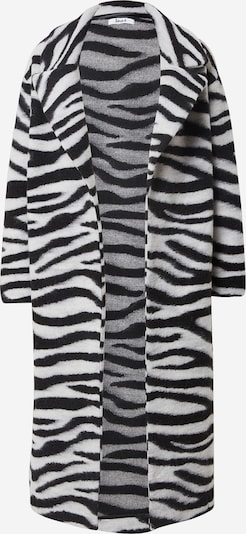 Liebesglück Mantel in grau / schwarz, Produktansicht