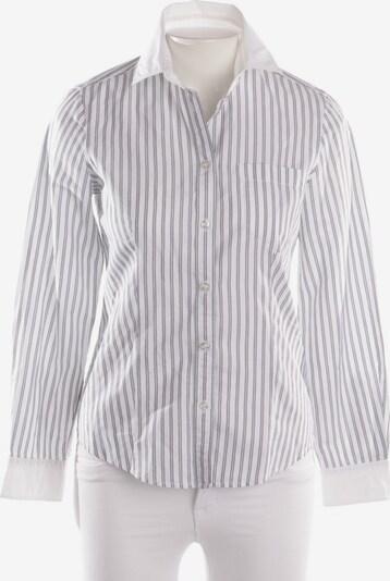 Max Mara Bluse in S in schwarz / weiß, Produktansicht