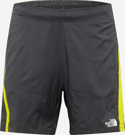 THE NORTH FACE Pantalón deportivo en amarillo / antracita, Vista del producto