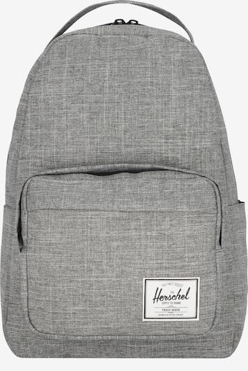 Herschel Mochila 'Miller' en gris moteado / blanco, Vista del producto