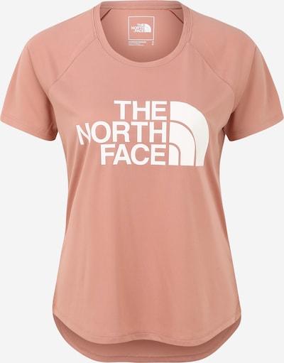 THE NORTH FACE Ikdienas krekls rožkrāsas / balts, Preces skats