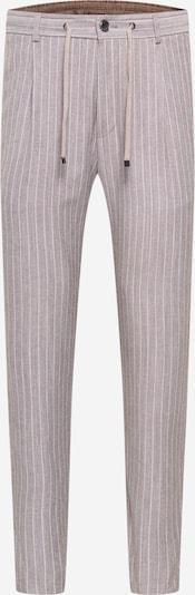 JOOP! Pantalón plisado 'Eames' en camelo / blanco, Vista del producto