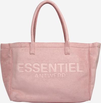 Essentiel Antwerp Cabas 'Zasha' en rose, Vue avec produit