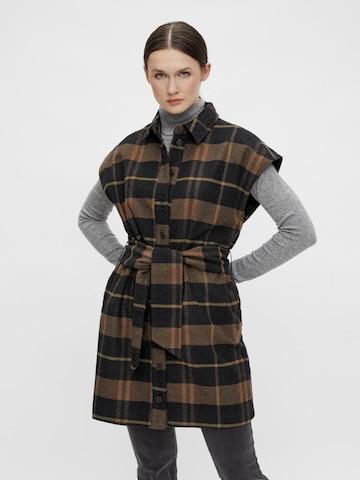 OBJECT Vest 'Ellinor' in Brown