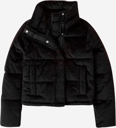 Abercrombie & Fitch Přechodná bunda 'Mini Puffer' - černá, Produkt