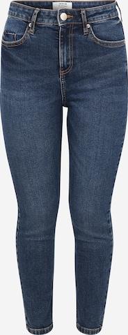 Miss Selfridge Petite Jeans 'EMILY' in Blue