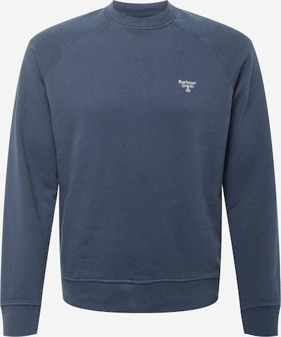 Barbour Beacon Суичър в гълъбово синьо / бяло, Преглед на продукта