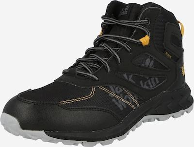 JACK WOLFSKIN Boots 'WOODLAND TEXAPORE' en orange / noir, Vue avec produit