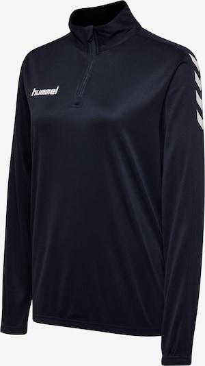 Hummel Sweatshirt in navy / weiß, Produktansicht