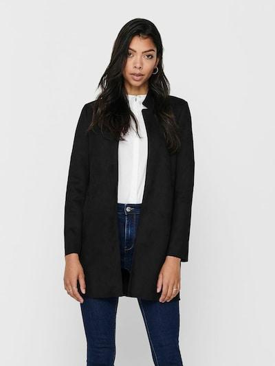 ONLY Strickjacke in schwarz, Modelansicht