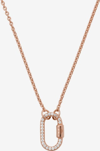 ARMANI Necklace in Pink
