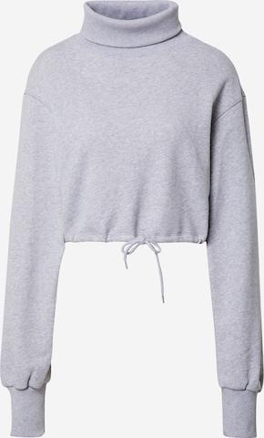 LeGer by Lena GerckeSweater majica 'Romina' - siva boja