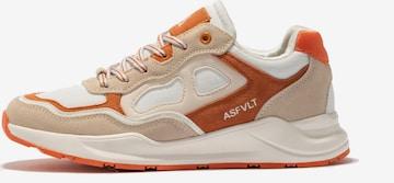 ASFVLT Sneaker 'CONCRETE' in Orange