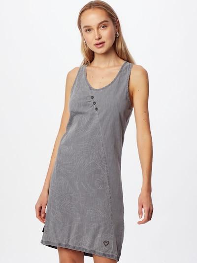 Alife and Kickin Letné šaty 'Cameron' - sivá / svetlosivá, Model/-ka