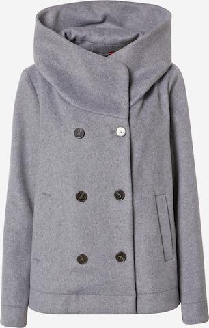 s.Oliver Ανοιξιάτικο και φθινοπωρινό παλτό σε γκρι