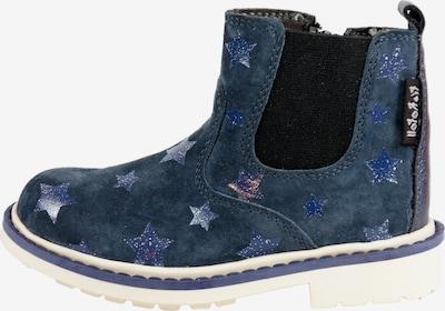 Pio Chelsea Boot 'Pio' in blau, Produktansicht