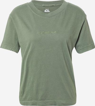 QUIKSILVER T-Krekls, krāsa - tumši zaļš, Preces skats