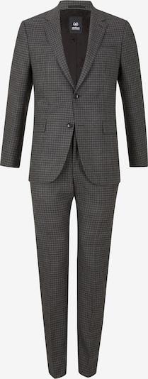 STRELLSON Anzug 'Aidan-Max' in grau / taupe / dunkelgrau, Produktansicht
