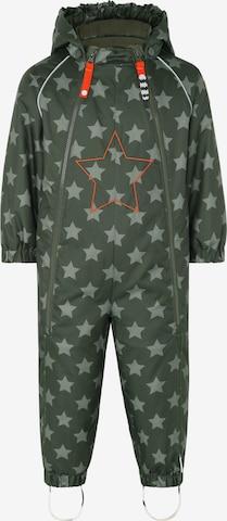 Costume fonctionnel 'Ezra' Racoon Outdoor en vert