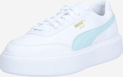 Sneaker bassa 'Oslo Maja' PUMA di colore blu chiaro / bianco, Visualizzazione prodotti