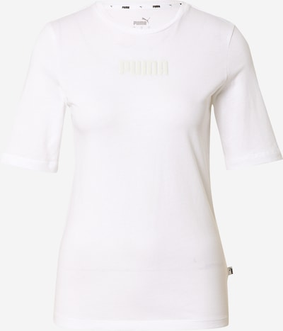 PUMA Funkcionalna majica | bela barva, Prikaz izdelka