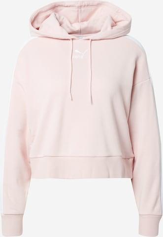 Sweat-shirt PUMA en rose