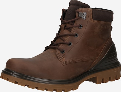 ECCO Lace-up boots in Brown / Dark brown, Item view