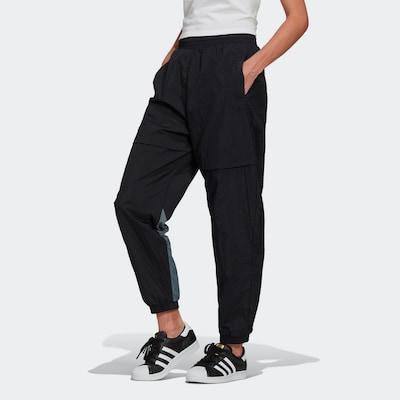 ADIDAS ORIGINALS Hose 'Japona' in grau / schwarz, Modelansicht