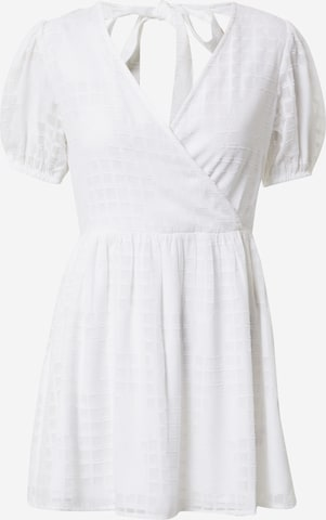 Miss Selfridge Petite Dress 'APPLIQUE' in White
